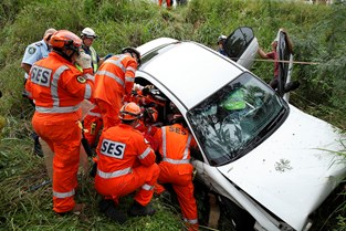 Save lives on the road | NSW State Emergency Service