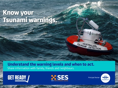 Know your tsunami warnings