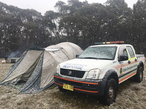 NSW SES Shoalhaven team wins bush rescue competition