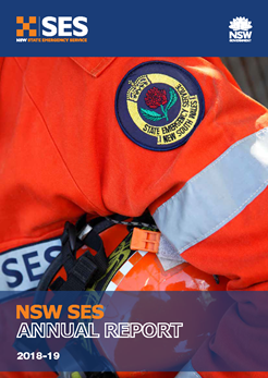NSW SES Annual Report 2018-2019
