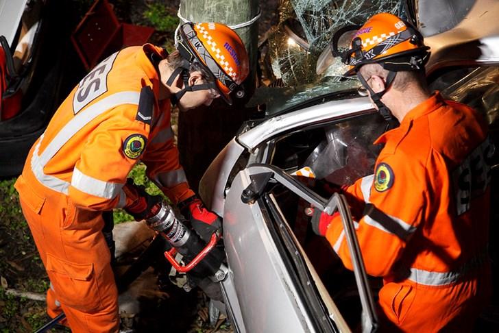 Road Crash Rescue image