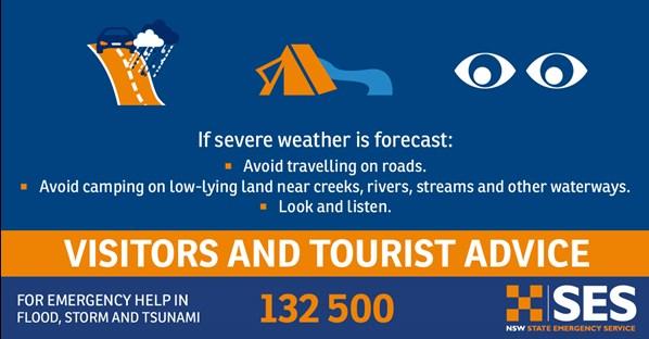 Visitors and Tourist Advice